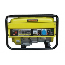 เครื่องปั่นไฟ 3.0KW MONTA  EP3800