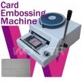 เครื่องปั๊มบัตร PVC สมาร์ทการ์ด